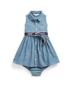 RALPH LAUREN BABY(Baby&Kids)/ポロ ラルフローレン チルドレン(ベビー) ドレス、ベルト & ブルマー