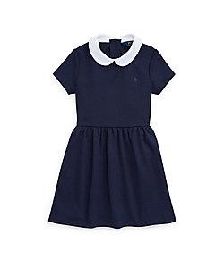 POLO RALPH LAUREN CHILDREN (BOYS&GIRLS)/ポロ ラルフローレン チルドレン(ボーイズ&ガールズ) ポンチ フィット&フレア ドレス