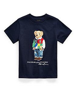 POLO RALPH LAUREN CHILDREN (BOYS&GIRLS)/ポロ ラルフローレン チルドレン(ボーイズ&ガールズ) Polo ベア コットン ジャージー Tシャツ