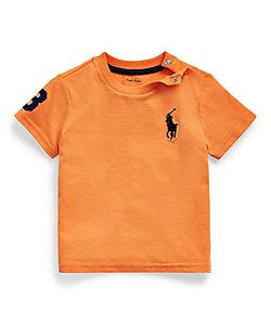 Big Pony コットン ジャージー Tシャツ