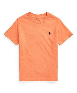POLO RALPH LAUREN CHILDREN (BOYS&GIRLS)/ポロ ラルフローレン チルドレン(ボーイズ&ガールズ) コットン ジャージー クルーネック Tシャツ