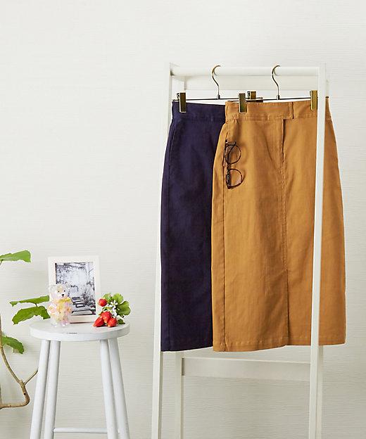 前スリットチノタイトスカート スモールサイズ