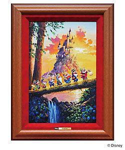 ディズニーアートコレクション/ロデル ゴンザレス Castle on the Horizon