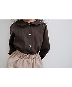 june little closet(Baby&Kids)/ジューン リトルクローゼット Coco long blouse