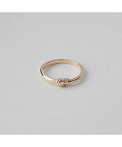 ENELSIA/エネルシア 10k Thin Tied Ring
