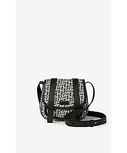 KENZO(Women)/ケンゾー Courier small jacquard messenger bag