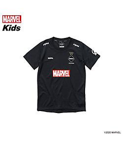 F.C.REAL BRISTOL(Baby&Kids)/エフシーレアルブリストル Tシャツ MARVEL / TRAINING TOP