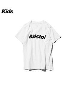 F.C.REAL BRISTOL(Baby&Kids)/エフシーレアルブリストル AUTHENTIC LOGO TEE K210016