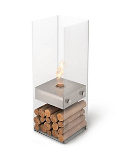 ECOSMART FIRE/エコスマートファイヤー バイオエタノール暖炉 Ghost Stainless Steel