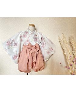 HANA(Baby&Kids)/ハナ 袴 DAHLIA pink L