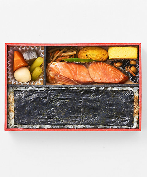 <味の浜藤>【店頭お受け取り商品】おいしい海苔弁当【三越・伊勢丹/公式】