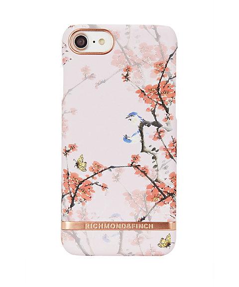 <リッチモンド&フィンチ> Cherry Blush スマートフォンケース(iPhone7/iPhone8対応)(IP7-100) Cherry B 【三越・伊勢丹/公式】
