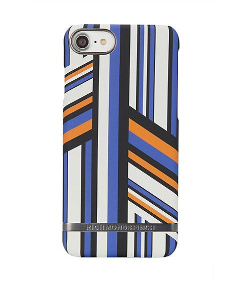 <リッチモンド&フィンチ> Geo Stripes スマートフォンケース(iPhone7/iPhone8対応)(IP7-102) Geo Stripe 【三越・伊勢丹/公式】