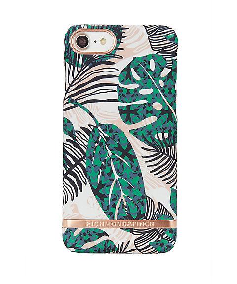 <リッチモンド&フィンチ> Tropical Leaves スマートフォンケース(iPhone7/iPhone8対応)(IP7-103) Tropical L 【三越・伊勢丹/公式】