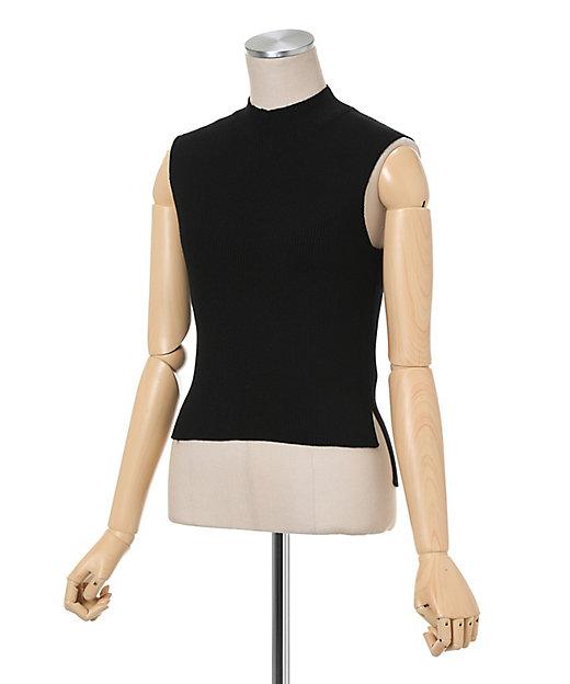 Basic Silk Sleeveless Knit Top