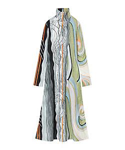 Mame Kurogouchi(Women)/マメ クロゴウチ Marble Print Jersey Dress