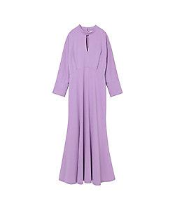 Mame Kurogouchi(Women)/マメ クロゴウチ 三越伊勢丹別注カラー Cotton Jersey Dress
