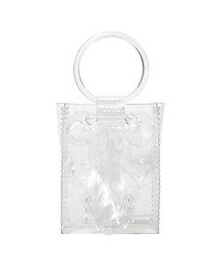 Mame Kurogouchi(Women)/マメ クロゴウチ Transparent Sculptural Mini Handbag
