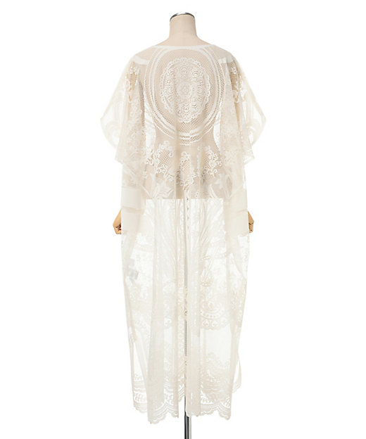 Curtain Lace Dress