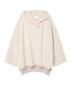 Mame Kurogouchi(Women)/マメ クロゴウチ Hooded Knitted Pullover