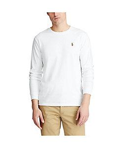 POLO RALPH LAUREN(Men)/ポロ ラルフローレン カスタム スリムソフト コットン Tシャツ MNPOTSH16820025