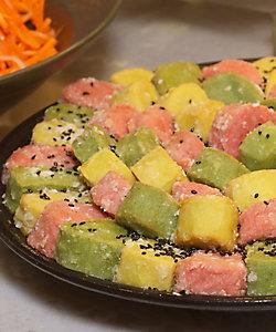 まつおか/マツオカ 【新宿】もちもち生麩の彩り揚げ煮