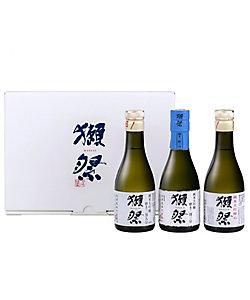 【父の日】〈旭酒造〉獺祭 おためしセット 180ml×3本