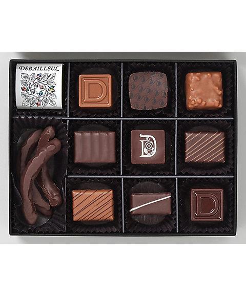 <ドゥバイヨル>【チョコレート】セレクション ド プラリネ(洋菓子)【三越・伊勢丹/公式】