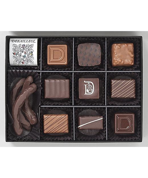 <DEBAILLEUL/ドゥバイヨル>【チョコレート】セレクション ド プラリネ(洋菓子)【三越伊勢丹/公式】