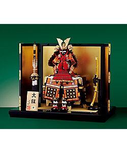 平安一水 /ヘイアンイッスイ 【三越カタログNo.7】一水作 鎧飾りセット