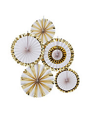 OB-111_White_and_Gold_Fan_Decorations-Cutout