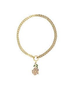 ADER.bijoux(Women)/アデルビジュー デイジー2WAYチェーンネックレス