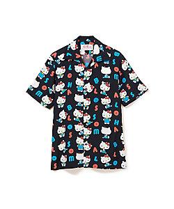 Aloha Blossom(Women)/アロハブロッサム Shirts BLACK