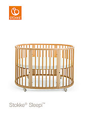 Stokke_Sleepi_Bed_Natural3