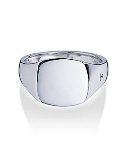 TOMWOOD/トムウッド Mini Signet Cushion Ring
