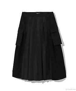 UNDERCOVER(Women)/アンダーカバー アーミーポケット付きプリーツスカート