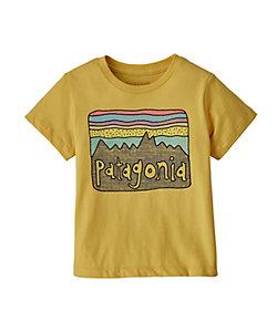 PATAGONIA(Baby&Kids)/パタゴニア ベビー・フィッツロイ・スカイズ・Tシャツ 60419