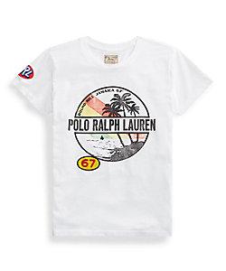 POLO RALPH LAUREN WOMENS(Women)/ポロラルフローレン グラフィックショートスリーブTシャツ
