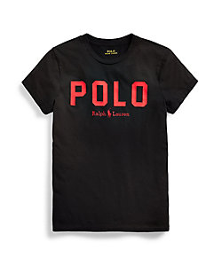 POLO RALPH LAUREN WOMENS(Women)/ポロラルフローレン PoloコットンTシャツ