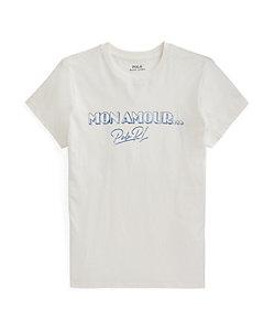 POLO RALPH LAUREN WOMENS(Women)/ポロラルフローレン Mon Amour グラフィック Tシャツ