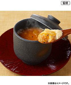 日本料理 鈴なり/ニホンリョウリ スズナリ ふかひれ入うにの玉地蒸し(冷凍)