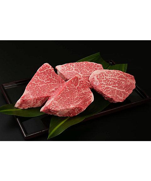 滋賀【大吉商店】近江牛赤身ランプステーキ3枚【三越・伊勢丹/公式】