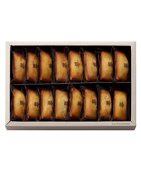 <アンリ・シャルパンティエ/HENRI CHARPENTIER> NW130 フィナンシェ(16個入)(洋菓子)【三越・伊勢丹/公式】