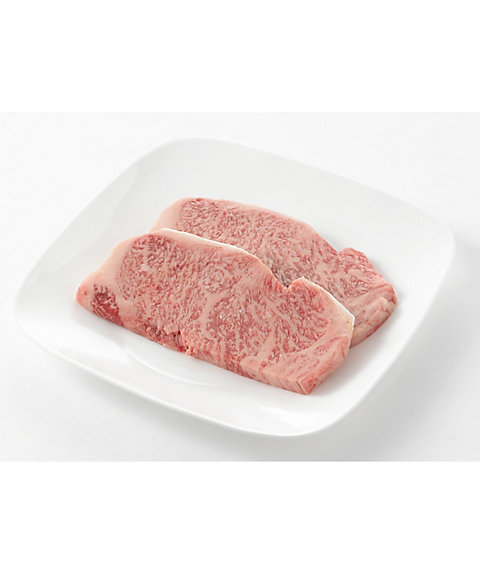 【SALE(三越)】<精肉の二幸> 001【福袋】【年内届】国産黒毛和牛ロースステーキ用【三越・伊勢丹/公式】