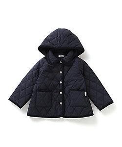 KISETTE(Baby&Kids)/キセット 中綿キルトフレアーコート