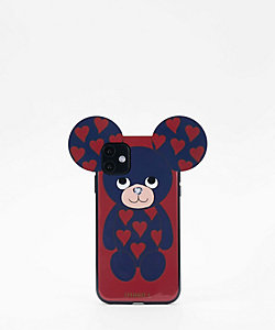 IPHORIA(Women)/アイフォリア Teddy Blue with Red Hearts