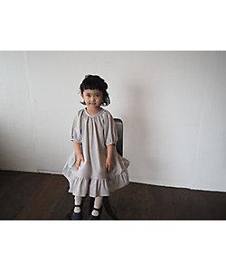 june little closet(Baby&Kids)/ジューン リトルクローゼット kids Summer dress / grey gingham