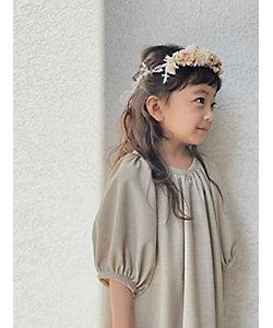 june little closet(Baby&Kids)/ジューン リトルクローゼット kids Summer dress / oatmeal