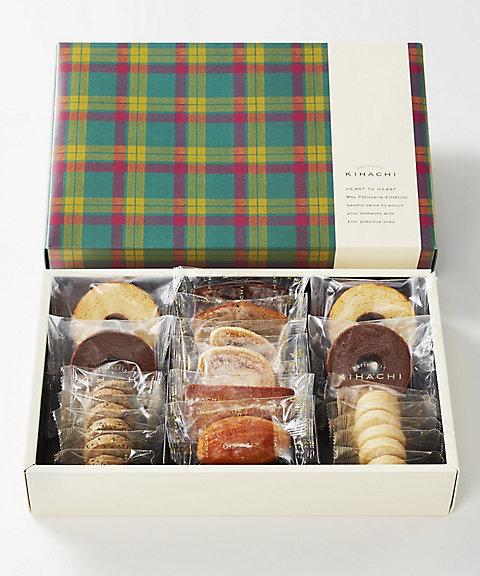 <パティスリー キハチ/PATISSERIE KIHACHI> マクミランBOX 9種22個入(洋菓子)【三越・伊勢丹/公式】