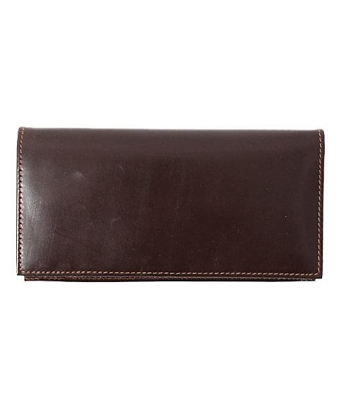 小銭入れ付長財布(S1051) ハバナ(ブラウン)